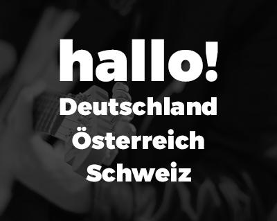 Alemania, Austria y Suiza